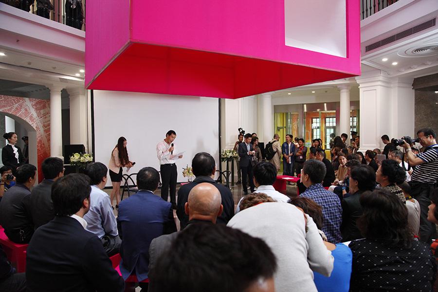 2014北京国际设计周大栅栏新街景设计之旅开幕